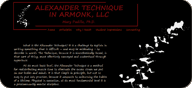 Alexander Technique in Armonk website