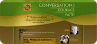 Courage and Faith website