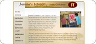 Jennies School website