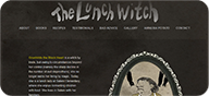 Lunch Witch website