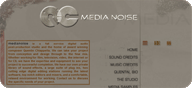 Media Noise website