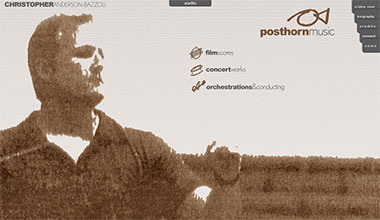 Posthorn Music website